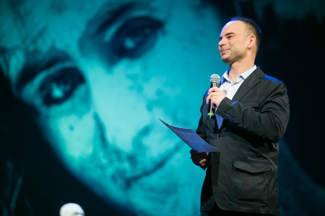 Łukasz Puzoń - laureat nagrody publiczności w konkursie fotograficznym